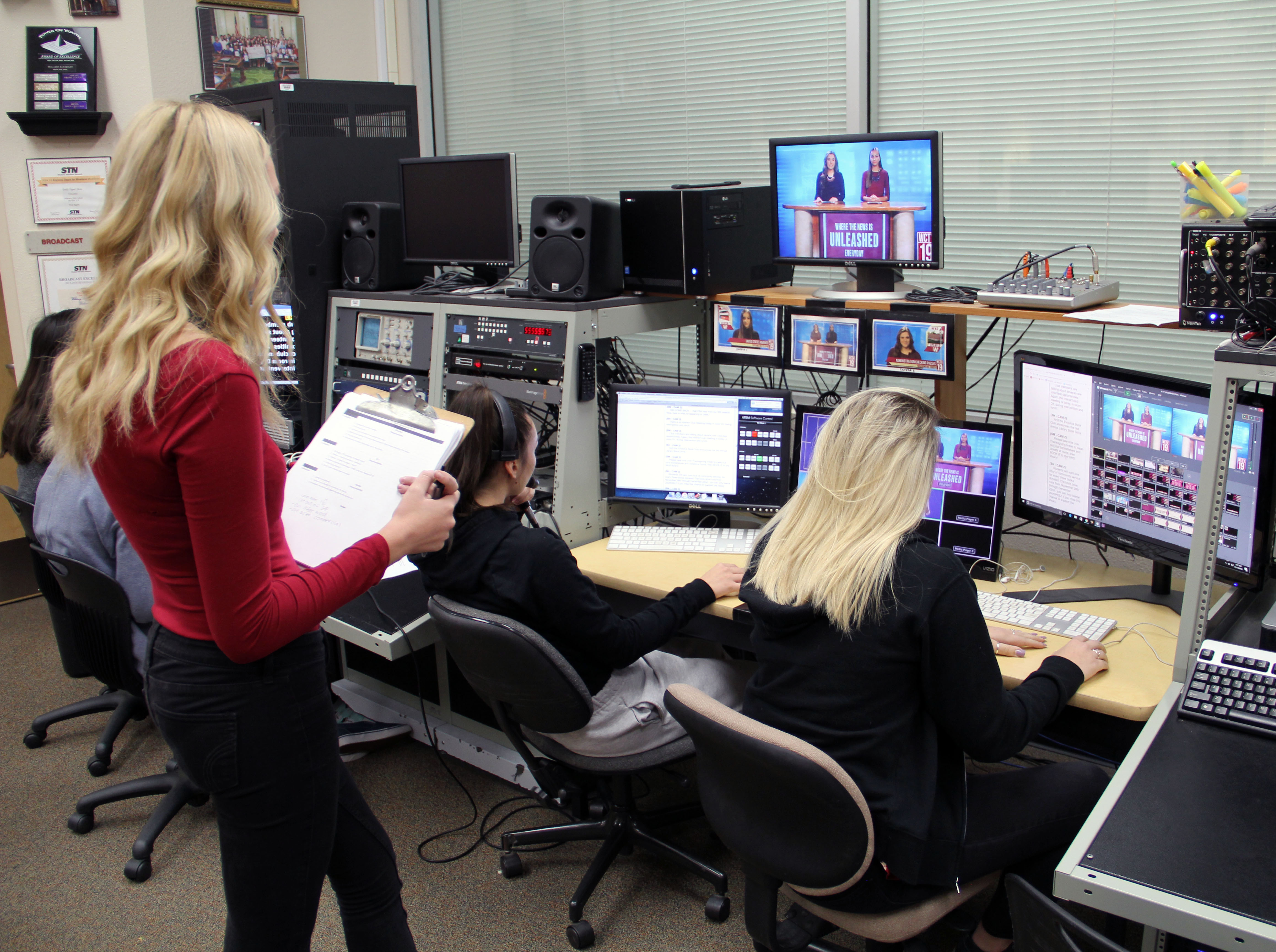 California High School Delivers Award Winning Broadcast Media