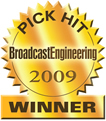 Broadcast Engineering Award 2009