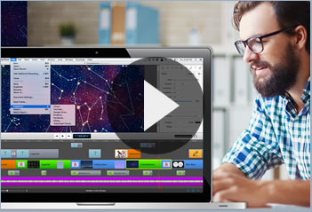 ScreenFlow - Screencasting and Video Editing Software
