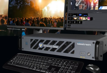 Wirecast Gear - Live streaming production hardware