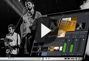 Wirecast - Live Webcasting Software