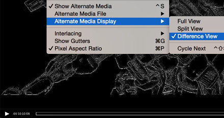 Multiformat video player, inspection and conversion tool