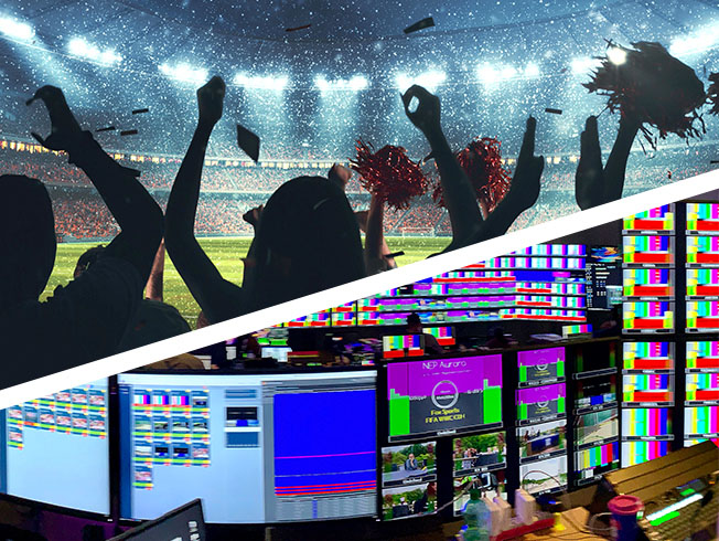 Fox Sports FIFA World Cup & Lightspeed Live Capture
