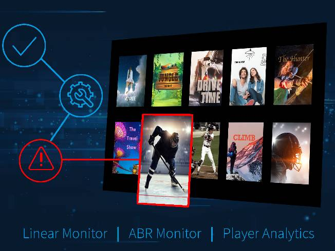 IQ OTT Monitoring Enhancements