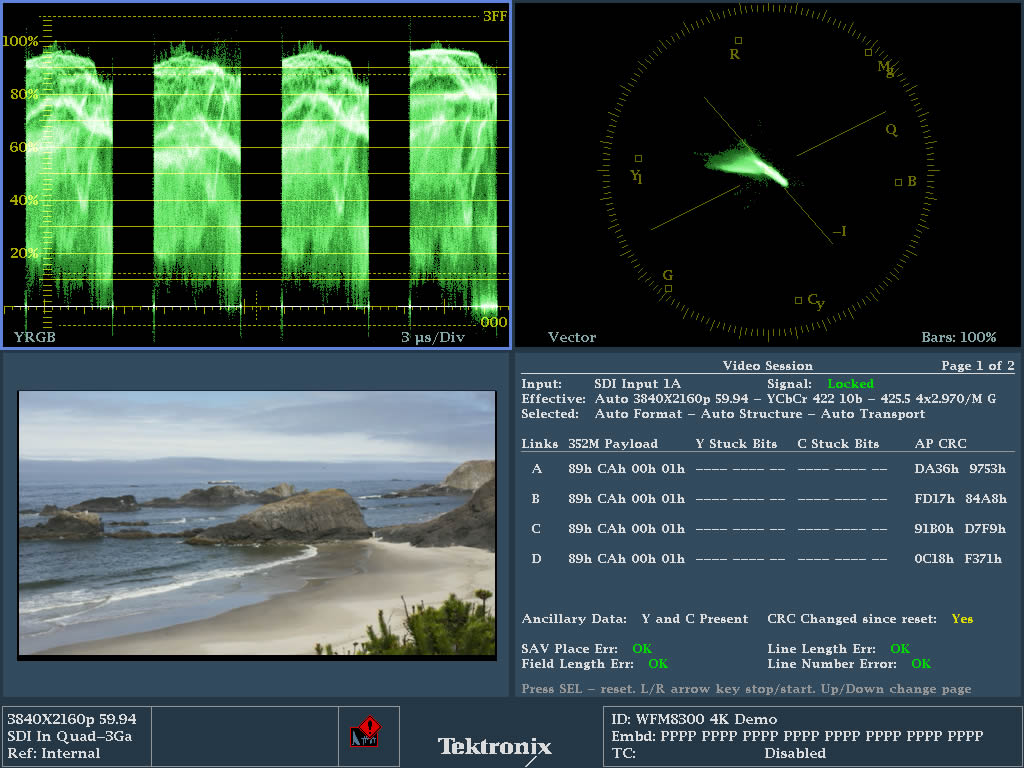 4K HDR Video Test & Monitoring | Telestream